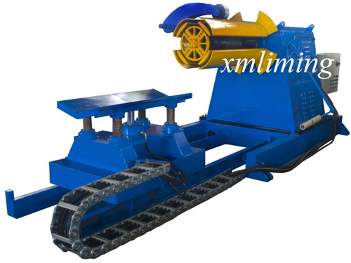 10 Ton Uncoiler, Decoiler and Recoiler
