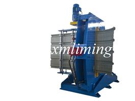 Curving and Crimping Machine